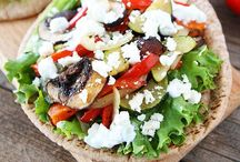 Recipes~Main Dish Vegetarian / by Denise Fouts