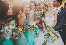 Weddings Weddings Everywhere / by Na'ela Sheta