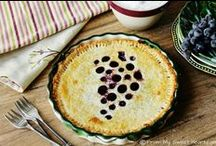 Pies and Tarts I Fancy / by Kimberly {Rhubarb and Honey}