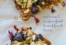 Breakfast Stuff I Fancy / by Kimberly {Rhubarb and Honey}