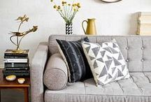 Home Decor Inspiration / A little inspiration for the home.