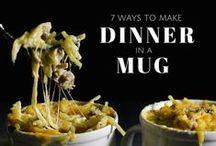 Stuff in Mugs I Fancy / by Kimberly {Rhubarb and Honey}