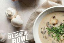 Best ever Mushroom Soups