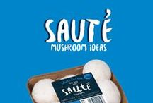 Sauté Mushrooms / You could make sauce, or just cook the mushrooms! Whether you like a little spice, a little butter or the best olive oil, here are a few ideas to help you sauté our tasty little buttons.