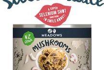 Delightful Canned Mushrooms