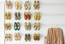 closet envy / gorgeous closets that are much better organized than mine :) / by Megan Nielsen