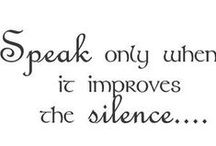 It's Always the Quiet Ones