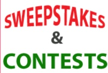 Sweepstakes and Contests / Free giveaways, sweepstakes and Contests