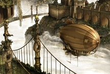 """Steampunk / """"Charming artifacts of the past"""" / by Carlos Rodriguez"""