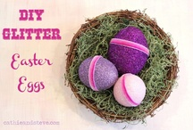 Spring and Easter Crafts / by Cathie Filian