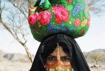 Kleurrijke culturen