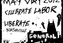 May Day Posters / by Gen Knoxx