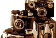 cameras / by Melissa Anderson