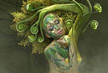 Fantasy * Fairy tales * Sages * Elves * Creatures