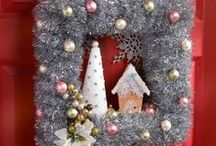 Christmas Holiday Crafts / by Cathie Filian