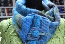 Knitting made by Jenine