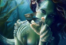 Mermaids / by Luz Rodriguez