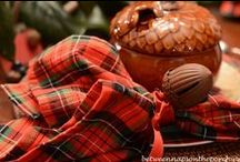 Mad about Plaid / by Cheri Anderson