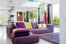 Perfect Purples - Moodboard / Bedrooms, bathrooms even living rooms and gardens - there is a shade or purple to suit