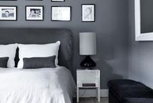 Soft Greys - Moodboard / Embrace the new neutral in your home with beautiful soft grey shades