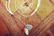 SCOSHA  LADIES NECKLACE / It's all about the details and a Charm is no exception.