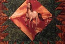 Farmers Wife Pony Club Quilt