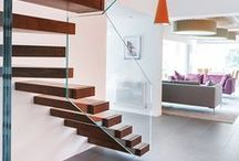 Staircases / If you're planning on redesigning your home, it might be the perfect time to take your stairs into consideration. Here are some designs for you to consider