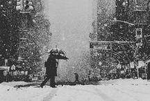 winter |  l'hiver