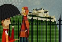 Scotland Illustrations