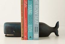Bookends / ... the perfect gift for bookworms like me ...