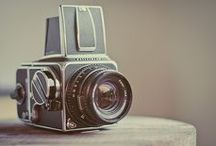 Click / Just love vintage cameras. Want a collection of my own.