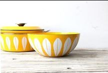 Catherineholm / Yet another obsession of mine: enamel cookware designed by Norwegian Grete Prytz Kittelsen
