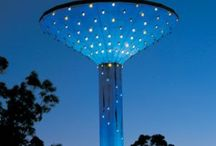 Water Towers & Towers converted into Homes / by Karen Plennes-Both