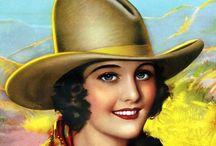 Femme Cowgirl / by Joe Bohannon