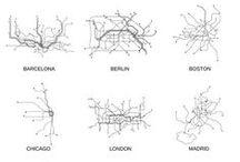 Maps / Beautiful Illustrated Maps