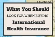 Travel Health / Keeping healthy while on the road is both important and difficult. Start here.