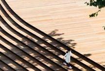 Urban planning - Stairways