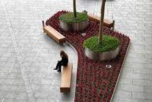 URBAN PLANNING - street furniture