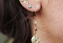 SCOSHA STACKABLE EARRINGS