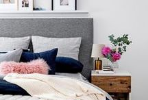 Decor Inspiration | Home Decor / A collection of decor ideas by NYC lifestyle blogger Anna Osgoodby.  New York City, NYC, Manhattan, Visiting New York City, NYC Blogger, New York Blogger, home decor, home tour, living in nyc, new york apartment, nyc apartment, small spaces, small apartment, interior design