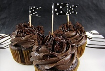 Cupcakes / Its all about the cupcake, always.  / by Teeveegal