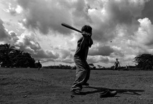 For the Love of the Game. / Baseball is my one true love. The field is a place where I can go to just escape everything. It's my release. <3  / by Sadie Paradise