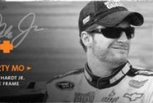 Nascar Driver Sunglasses / People are asking what brands and styles of sunglasses the Nascar Drivers are wearing this year. Here are some of their signature frames. What's your favorite? / by Sunglass Garage