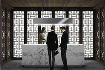 Interiors - Commercial / by Karim El Hayawan