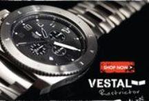 Vestal Watches / by Sunglass Garage