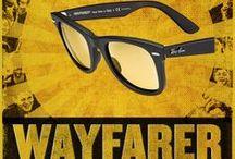 Wayfarer Sunglass Styles / by Sunglass Garage