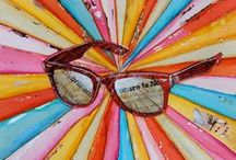 Sunglasses as Art? Yes indeed! / by Sunglass Garage