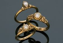 Engagement Rings / by Marc Williams Goldsmith