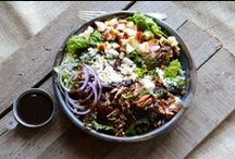 Best Salad Recipes / Are you a salad fanatic? Find your perfect salad recipe on the Best Recipes for Salads board.