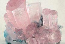 A Few Of My Favourite Gems / Gemstones/Crystals